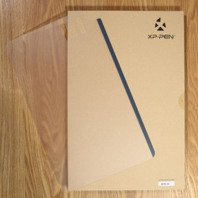 Folie de protectie din plastic pentru Tableta Grafica XP-Pen Deco 03